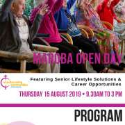 Open Day program released!
