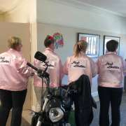 'Grease' themed luncheon huge success!